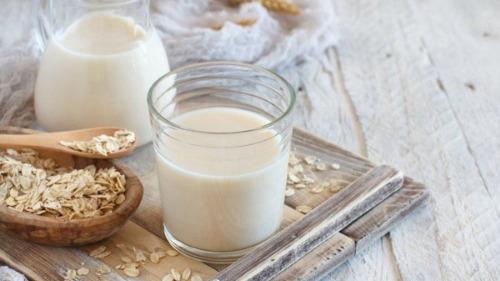 Cách làm sữa yến mạch nguyên hạt